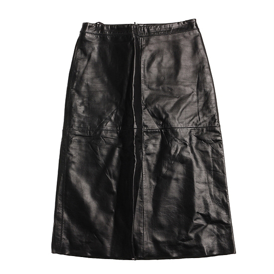 GAP leather skirt