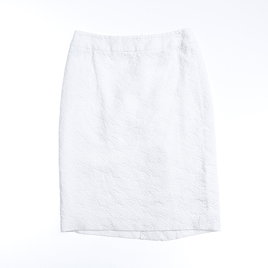 MAX MARA white skirt