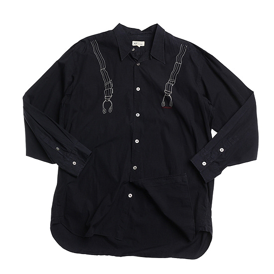 K.T by KIYOKO TAKASE suspender shirts