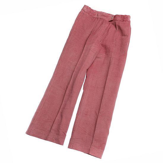 Grosso Martin france made pink pants