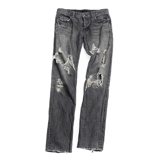 RICO deamage denim pants