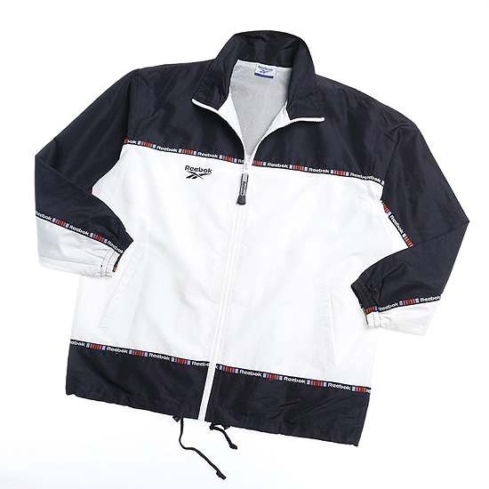 Reebok retro wind jacket