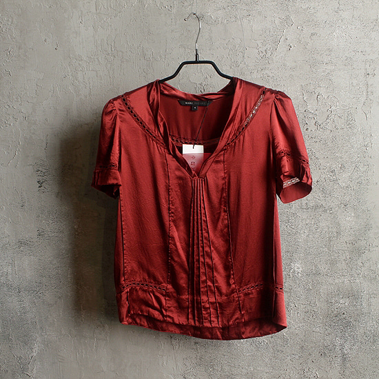 MARC JACOBS silk tee