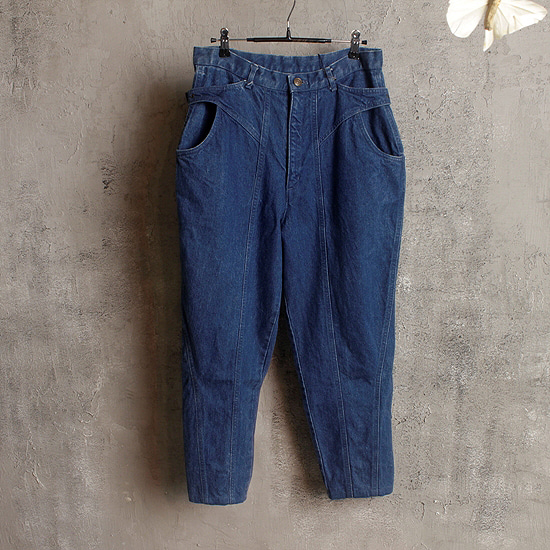 90's simple life denim