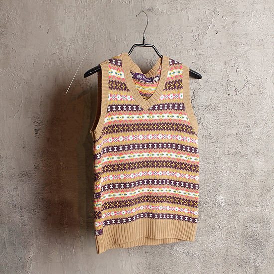 BEAMS BOY vest