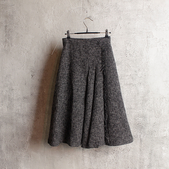 K.T by KIYOKO TAKASE wool skirt