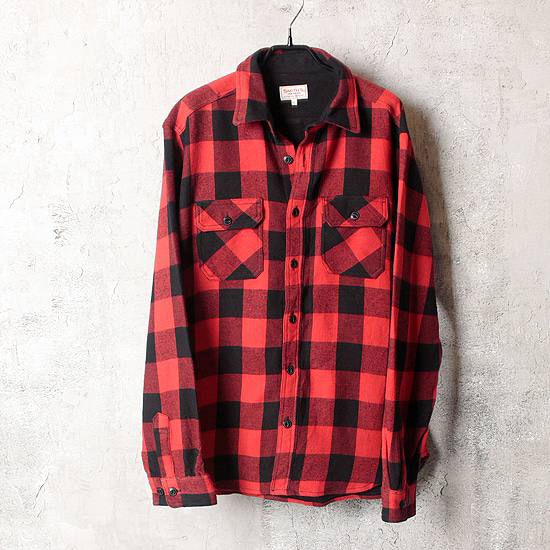 SMITH'S AMERICAN oversize shirts