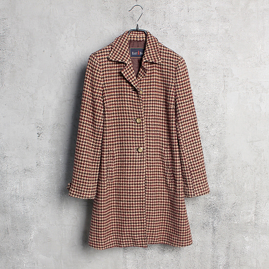 EAST BOY wool coat (KZ)