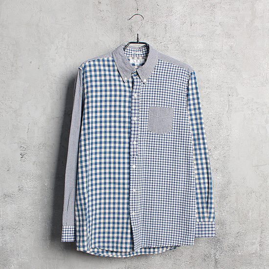 POCKET PARK shirts (japan made) (KZ)