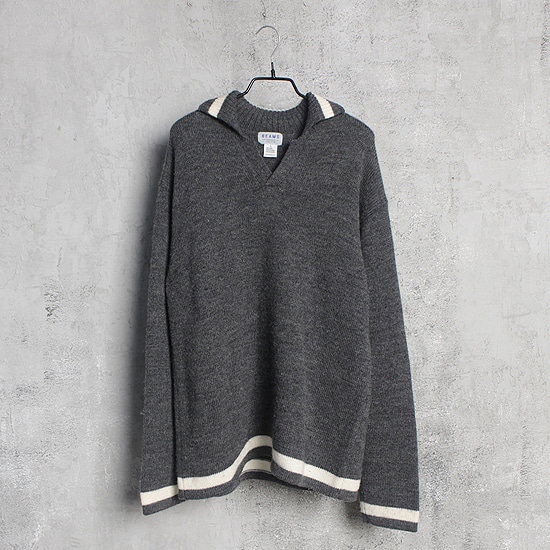 BEAMS knit