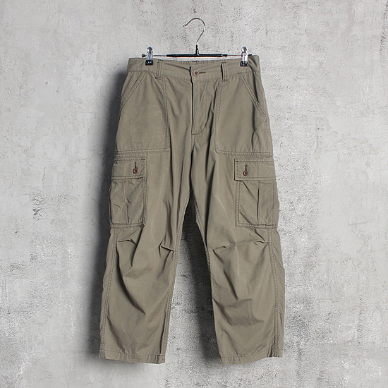 MHL by MARGARET HOWELL x ALPHA pants