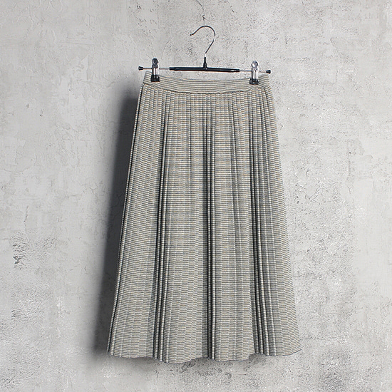 Lui chantant knit skirt