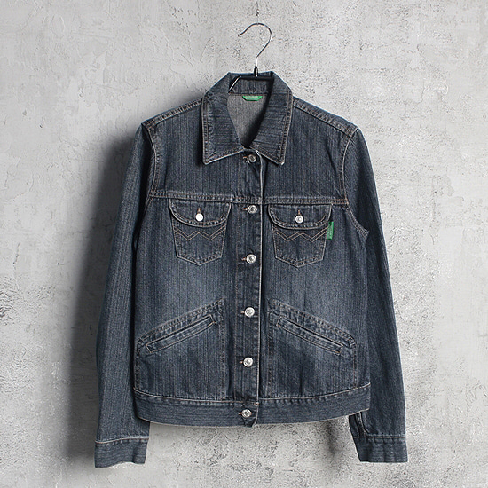 BENETTON denim jk